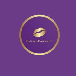 Platinum Desires UK Logo Best Adult sex toy shop based in brighton and hove